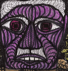 Ted Gordon, Collection de l'Art Brut