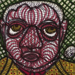 Ted Gordon, Collection de l'Art Brut