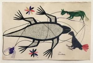Djilatendo, Sans titre, 1931