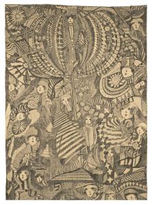 Madge Gill, Collection de l'Art Brut, Lausanne