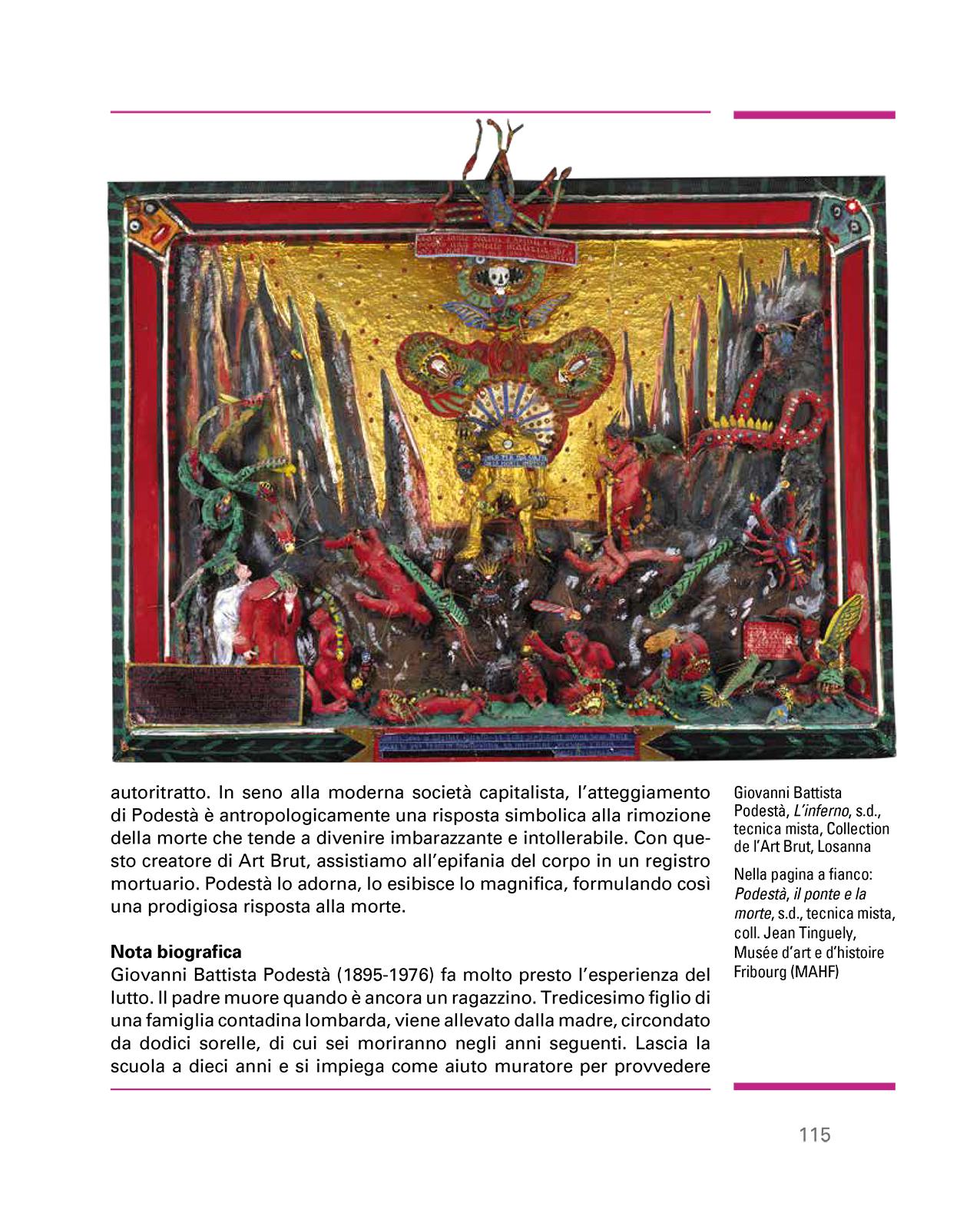 Article paru dans «Osservatorio Outsider Art» , no 21, printemps 2021.