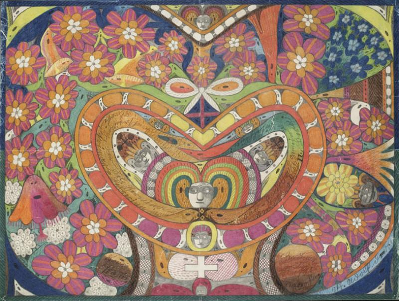 L'Art Brut, ses origines et ses auteurs