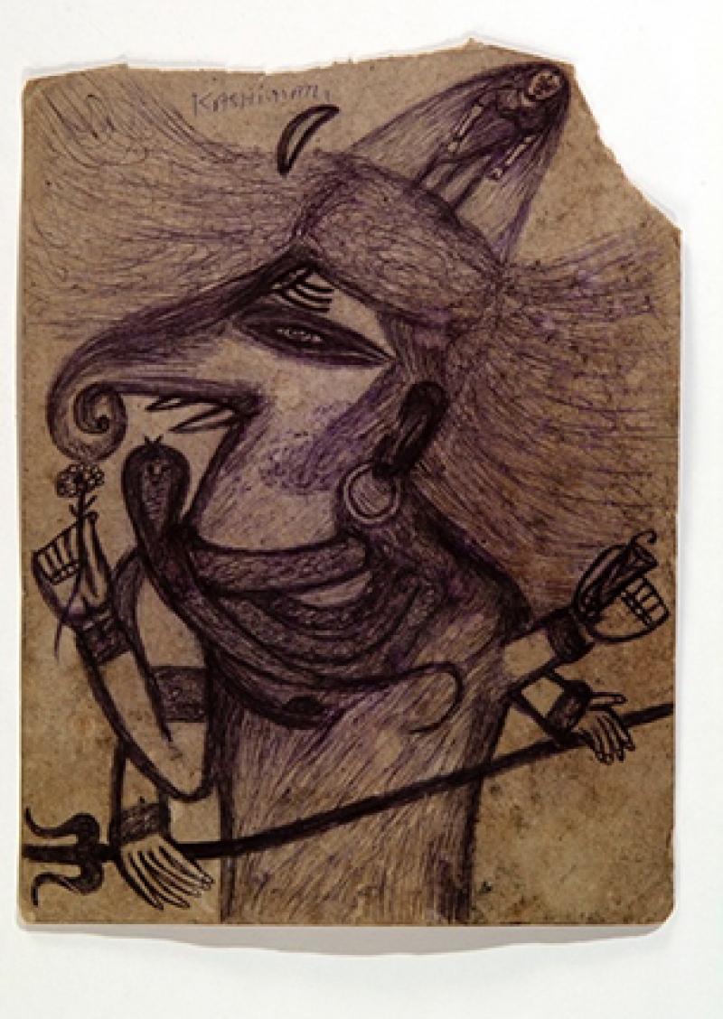 Tour du monde de l'Art Brut dans «Babylone»