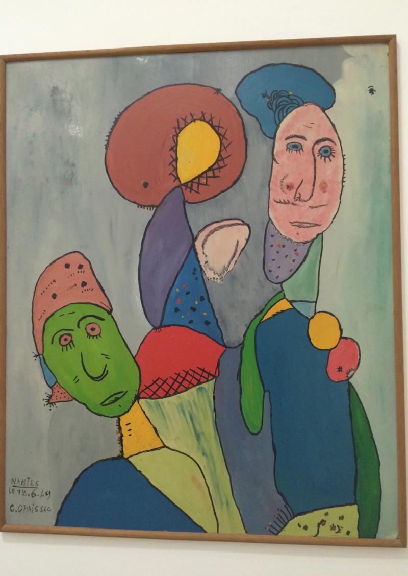 «L'AUTRE DE L'ART», fabuleuse exposition