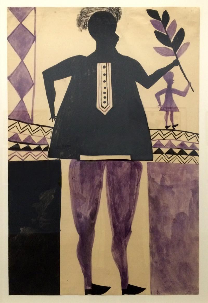 Peintures sublimes du Congo des années 1930
