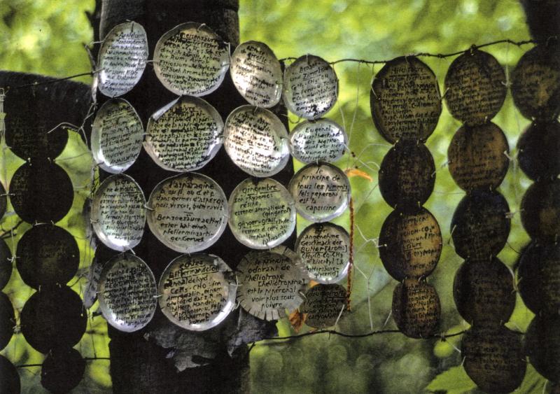 Armand Schulthess, créateur d'un jardin d'Art Brut fabuleux au Tessin