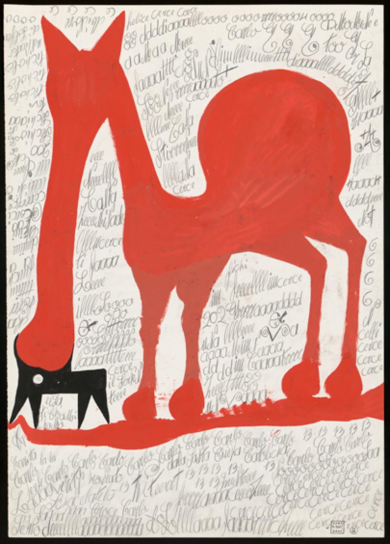 L'Art Brut, un «coup de tonnerre» pour l'artiste contemporain Hervé Di Rosa