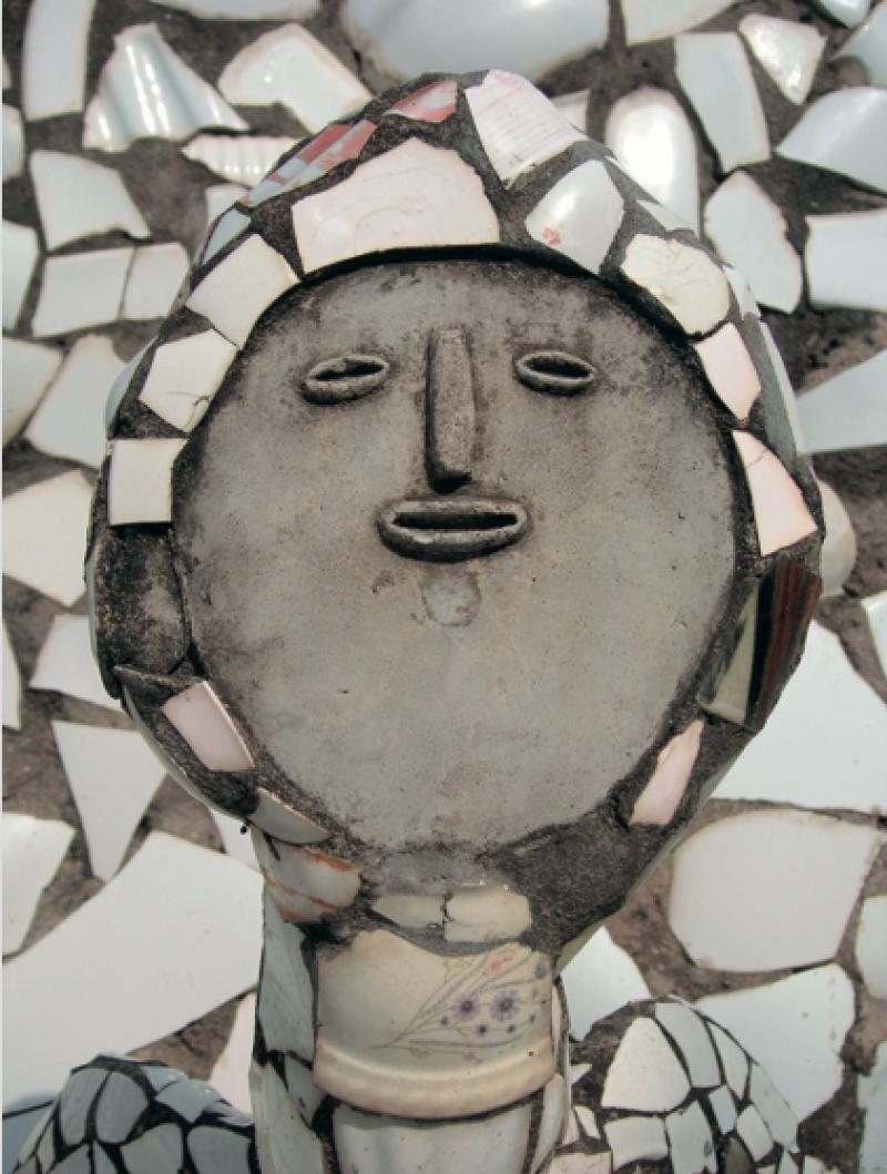L'Université de Lausanne confie un cours annuel consacré à l'Art Brut à Lucienne Peiry