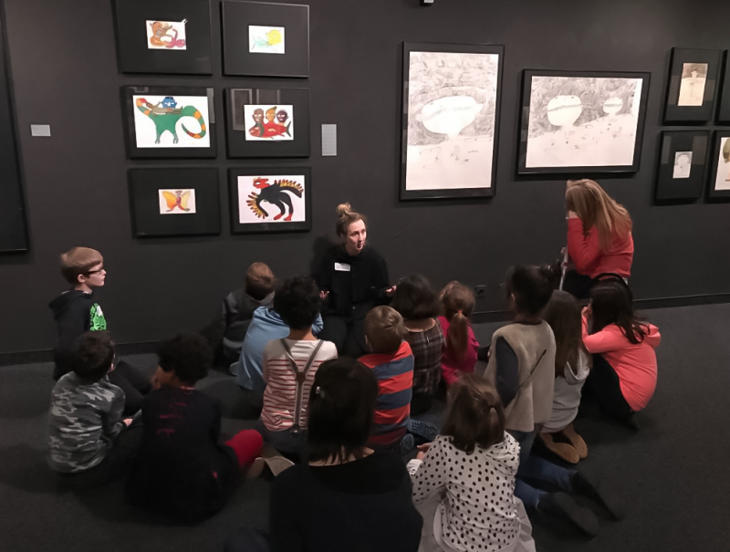 Enfance et Art Brut