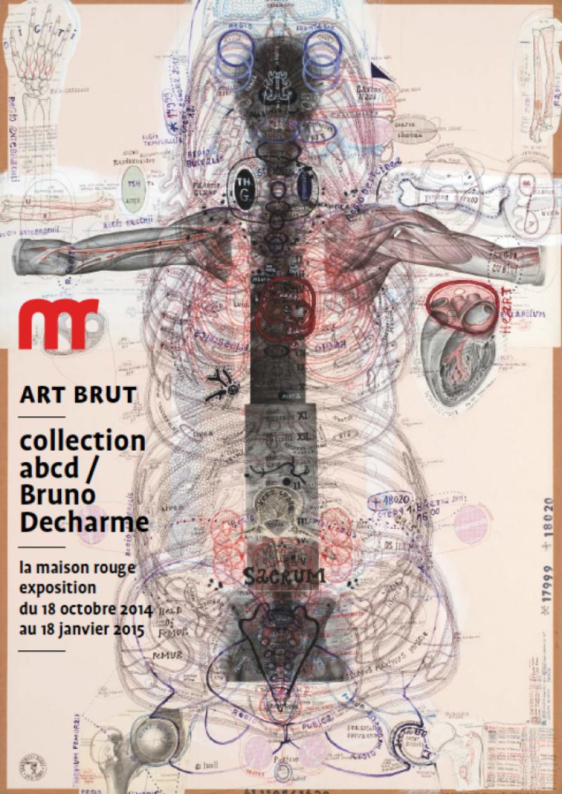 Bruno Decharme et la Maison Rouge donnent un coup de projecteur sur l'Art Brut