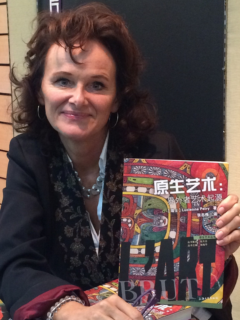 Lancement de « L'Art Brut » en Chine