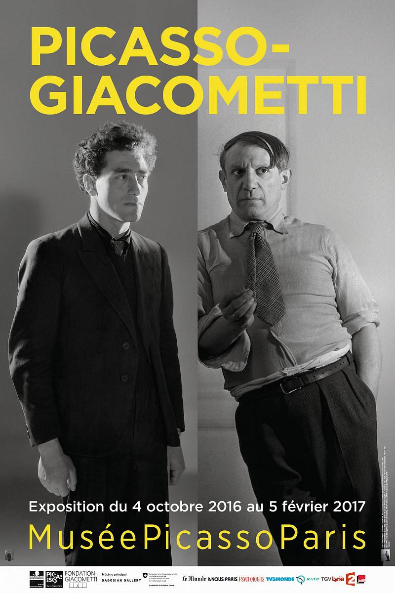 Giacometti et Picasso à l'honneur à Paris