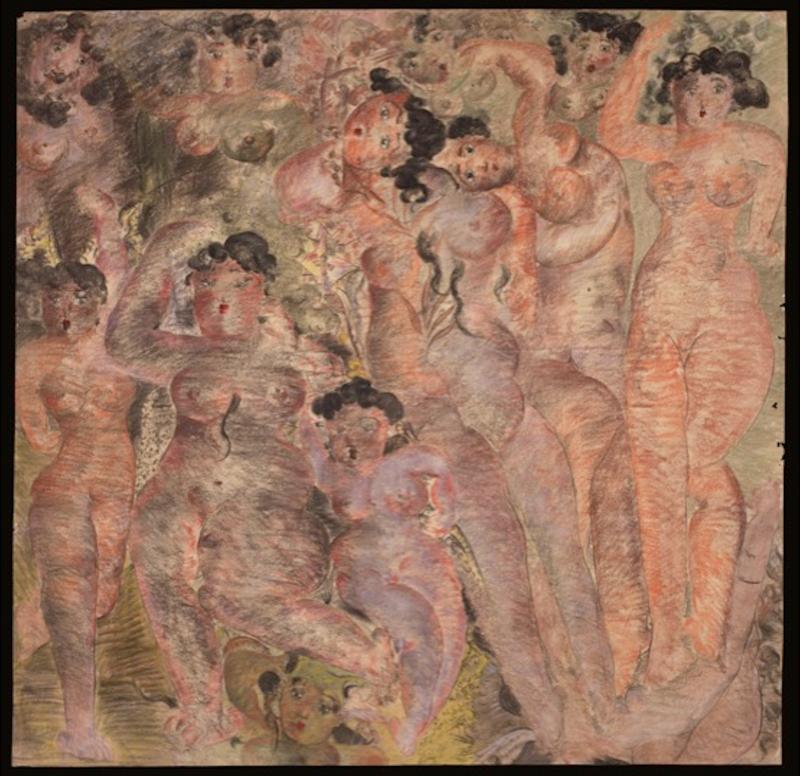 Les effigies fantasmées de Sylvain Fusco