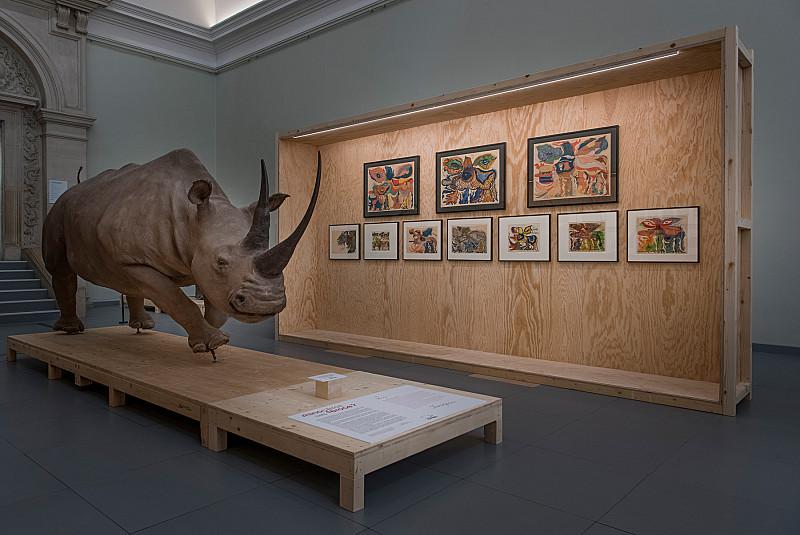 Le Rhinocéros dans L'Illustré