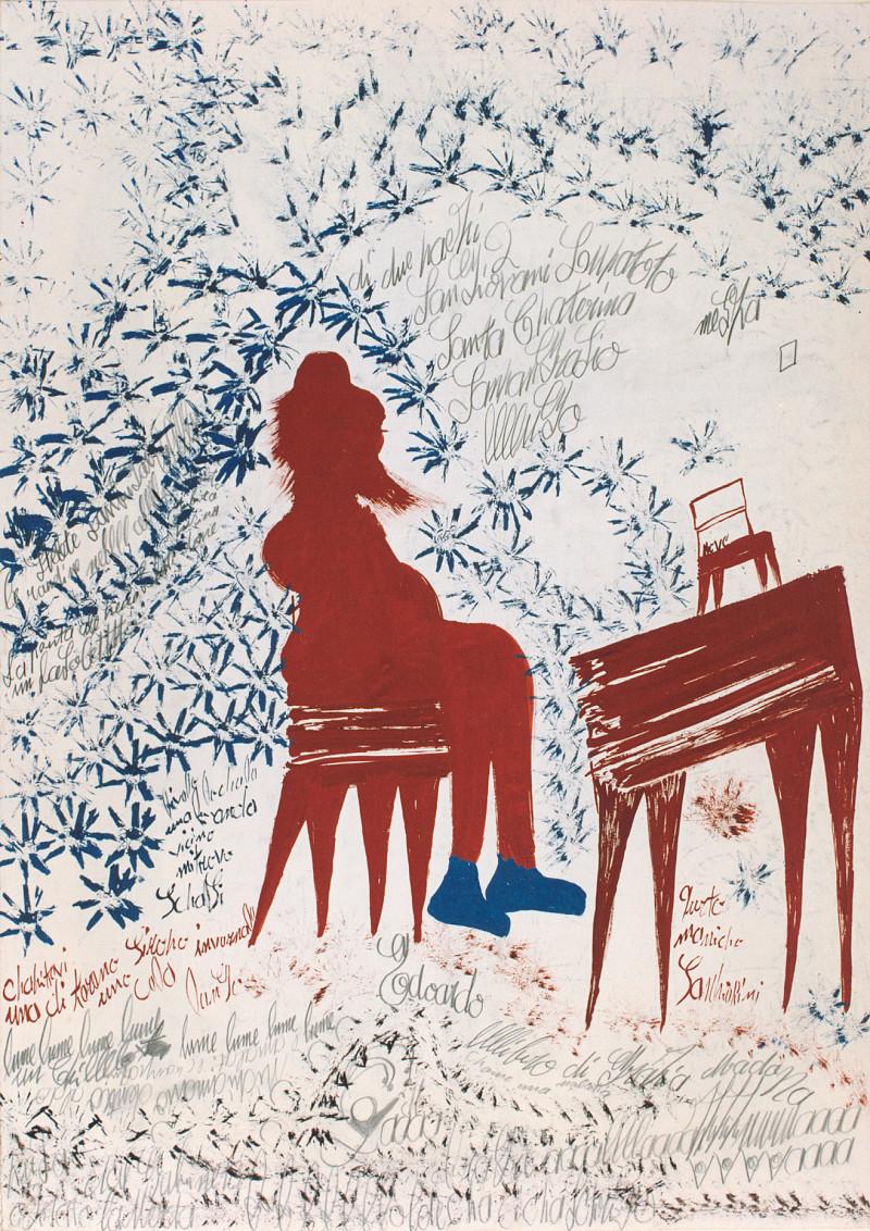 Le nouveau livre de L. Peiry paraît au Seuil: «Ecrits d'Art Brut. Graphomanes extravagants»