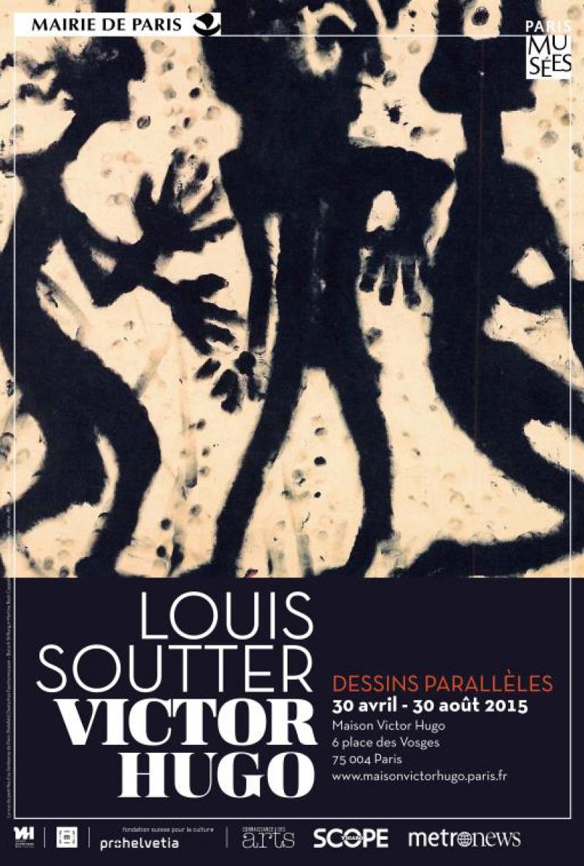 LOUIS SOUTTER & VICTOR HUGO A PARIS