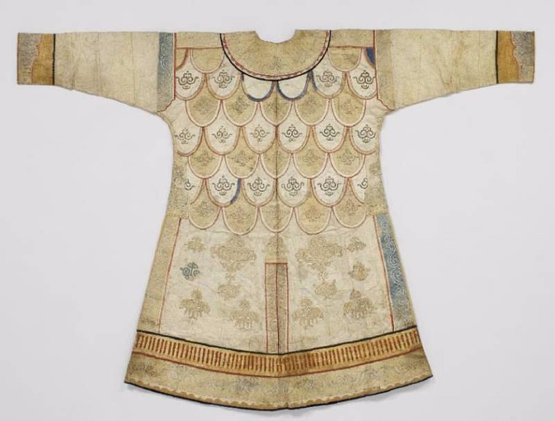 Vêtements et parures de Sibérie extrême-orientale