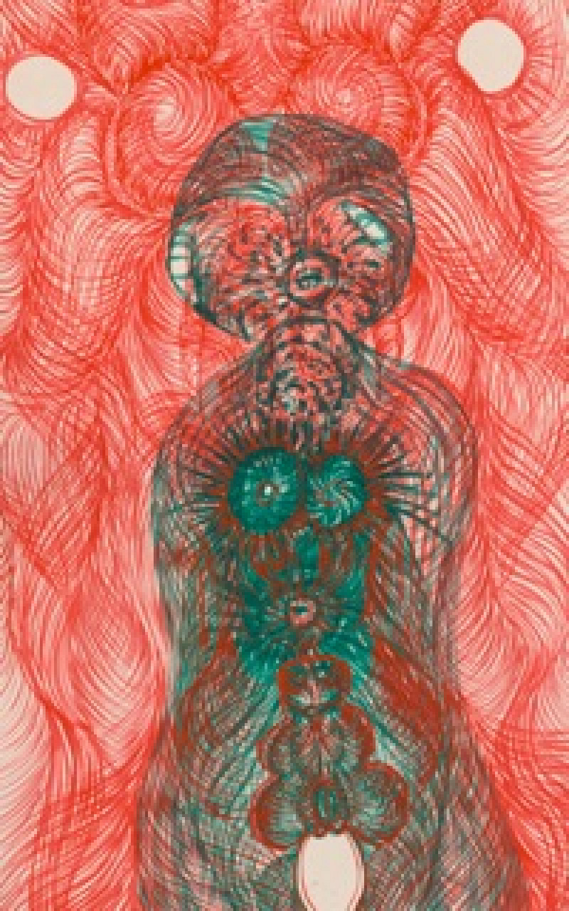 Guo Fengyi. «Ceci est mon corps…»