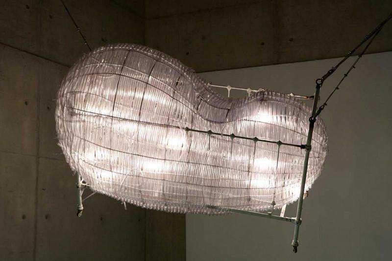 Chen Zhen, un cocon de lumière et de poésie…
