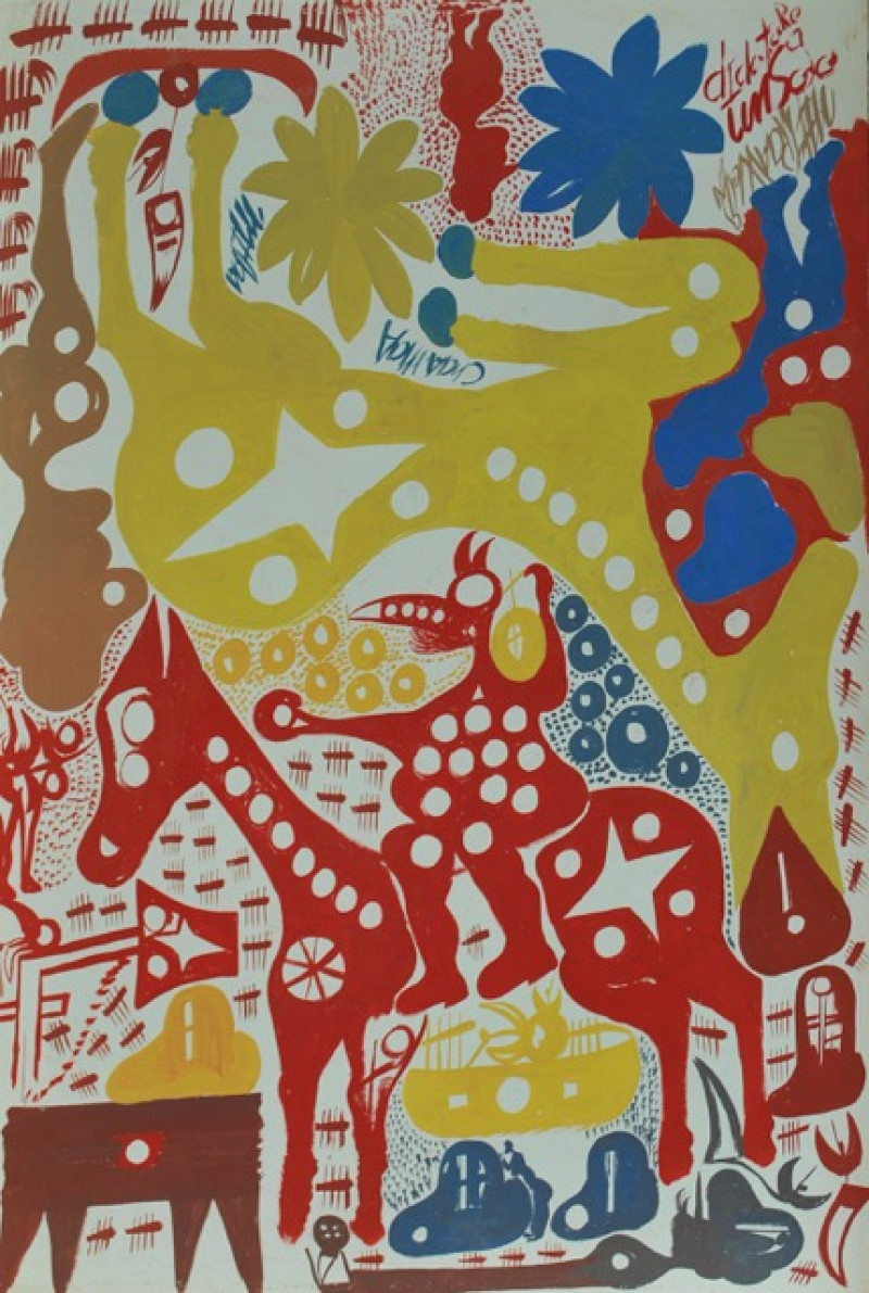 Radio Canada se consacre à l'Art Brut le 7 janvier