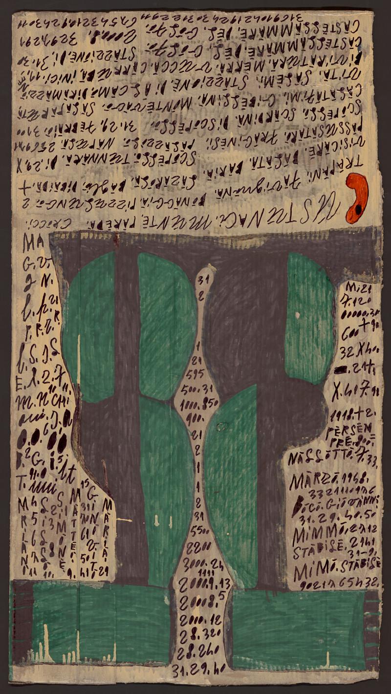 ÉCRITS D'ART BRUT AU MUSÉE TINGUELY A BÂLE. Jour J – 2 mois